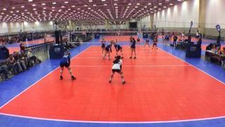 Things end all tied up between TAV Houston 13 Blue (LS) and HALO 13 Black (NT)