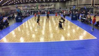 Upward Stars Houston 141 (LS) defeats Drive Nation 14 White (NT), 2-1