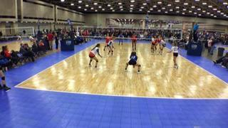 Things end all tied up between Max Performance 14 Nike (LS) and Lonestar 14 White , 2-1