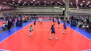 Texas Shock - 12 Mizuno (LS) defeats SA Force 121 Darkside (LS), 2-1