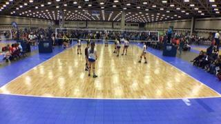 Things end all tied up between DCVA Crossfire and Laredo Premier - 14 Force