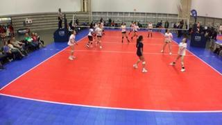 OK Charge South 14-1 (OK) wins 2-0 over Elevate 14 American (NT)