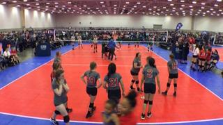 Things end all tied up between Magic 14 National (LS) and H2OK 14-1 (OK)