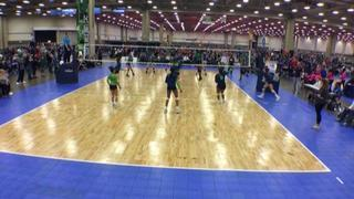 MADFROG 14'S N GREEN (NT) wins 2-0 over Aret 14 Navy Telos (NT)