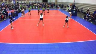 Things end all tied up between Austin Velocity 13s Gold (LS) and IMPACT - 131 (LS)