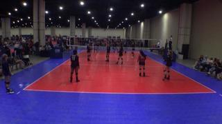 Things end all tied up between CALI 14 Blue (GE) and CSA 14 Navy (RM)