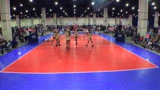 Rocky Select 14 Black (RM) defeats American 14-1 (CH), 2-0