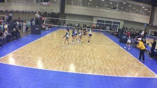 MEVC Crush 131 (SU) wins 1-0 over HOU STELLAR 13 PREMIER (LS)