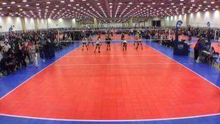 Things end all tied up between TX Tornados 13 Black (LS) and EXCEL 13 National Blue (NT)