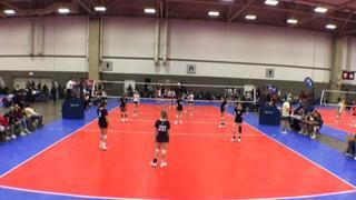 Things end all tied up between AP 13 adidas (LS) and NRG VBC 13 AMPD (NT)