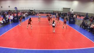 Things end all tied up between Drive Nation 13 Black (NT) and Katy United 13-1 (LS)