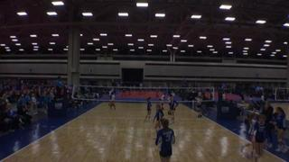 Things end all tied up between Austin Skyline 12 Royal (LS) and LoneStar 12 Red (NT)