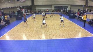 Things end all tied up between MEVC Crush 131 (SU) and HOU STELLAR 13 PREMIER (LS)