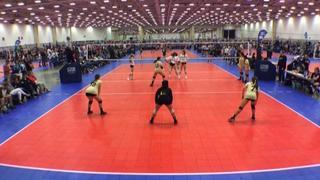 EXCEL 13 National Blue (NT) defeats Krewe of Tammy (BY), 2-0
