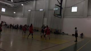 JSBA Grey with a win over SMAC Central OH Hockman, 52-42