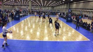 AJV 14 Navy (LS) wins 2-0 over NHVC 14 Legacy (LS)