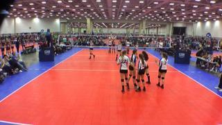 Texas Coastal 13 Maroon (LS) defeats Texas One - 13 Royal (LS), 2-0
