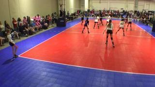 SOSVBC 14-National (GE) defeats MDJRS 14 Elite Yellow (CH), 1-0