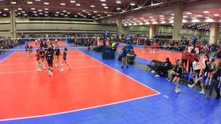 Things end all tied up between Aret 12 Navy Telos (NT) and TAV 12 Black (NT)