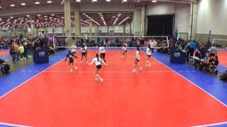 NRG VBC 14 Navy (NT) defeats EXCEL 14 National Blue (NT), 1-0