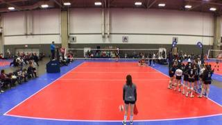 Things end all tied up between W Revolution 13 Black (LS) and Instinct 13Cougars Wild (NT)