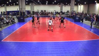 DVA Aston 14 White (KE) wins 2-1 over Surge 14 Black (KE)