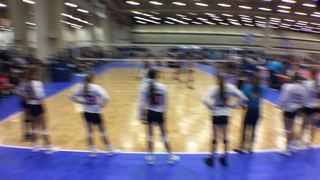 Texas Pistols 13 BLACK (NT) emerges victorious in matchup against Arete 13 Navy Telos, 0-0