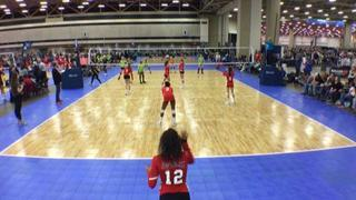 Attack 13 White (NT) defeats Knockout 13 Sapphire (LS), 4-3
