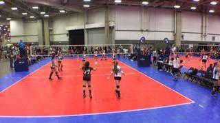 Texas Coastal 13 Maroon (LS) defeats Sky High 13 Purple (NT), 2-0
