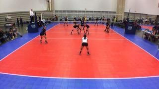 Oly Reign 14 Gold (PS) wins 2-0 over RISE HEAT 14u Inferno Red (NT)