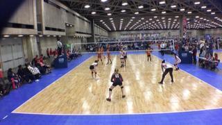 PhoenixVBC 13-1 (NT) wins 2-0 over Texas 512 13 Black (LS)