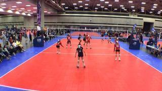 Things end all tied up between Texas United 13White (LS) and AsicsWillowbrook13Black (LS)