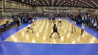 Fusion 14 defeated Texas Fury 14 2 sets to 1