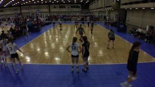 It's a wash between MEVC Lady Warriors 133 (SU) and MEVC Lady Warriors 133 (SU)