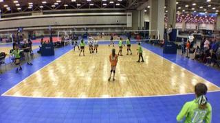 Flyers 13N-Kersye (NT) wins 3-1 over Knockout 13 Sapphire (LS)