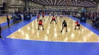 AsicsWillowbrook13White (LS) defeats AP 13 WilCo (LS), 2-0