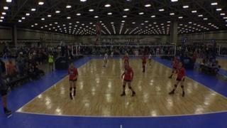 Things end all tied up between TAV Houston 13 Blue (LS) and TAV Houston 13 Blue (LS)