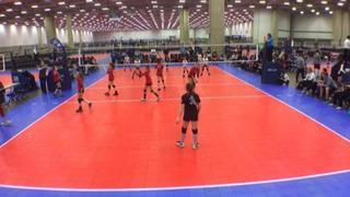 Things end all tied up between Laredo Premier-11 Force (LS) and Flyers 12N-Greta (NT)