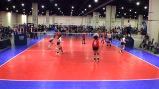 Things end all tied up between MDJRS 14 Elite Yellow (CH) and AVA 14s (CH)
