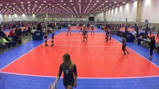 14 La Regional - Jamie (BY) defeats Texas Eclipse 14 Black, 2-0