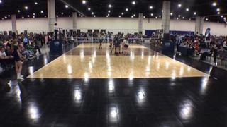 EPAN 14 Blue (CH) wins 2-1 over The St. James 14 Navy (CH)