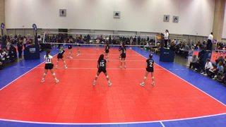 501 Volley 13 Purple (DE) 2 SA MAGIC 13 PREMIER (LS) 1