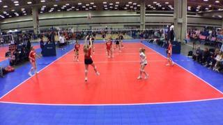 EXCEL 13 National Red (NT) defeats TIV 13 Asics Black (NT), 3-0