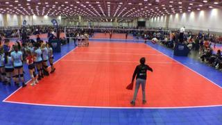 Things end all tied up between Power 14 Black (NT) and DaKine Warriors 14 Ohana (PS)