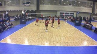 CLUB 940 2 Texas United 14Navy (LS) 1
