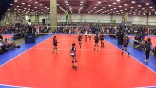 Things end all tied up between HC Elite 121 (LS) and PhoenixVBC 12-1 (NT)