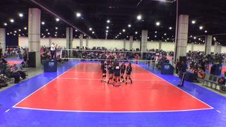 SERV 14 Black (OD) defeats ASEVC 14 National Blue (GE), 3-0