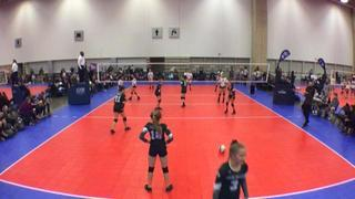 Things end all tied up between TX Eclipse 13 HCI Black (LS) and AVA TX 13 Team Rox (LS)