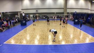 TIV 14 National (NT) wins 2-0 over Cajun Elite 14 Red (BY)