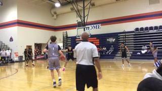 Belmont Shore (CA) gets the victory over The Show 17 (AZ), 70-51